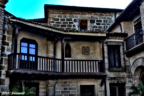 Balcon Casa del Cura