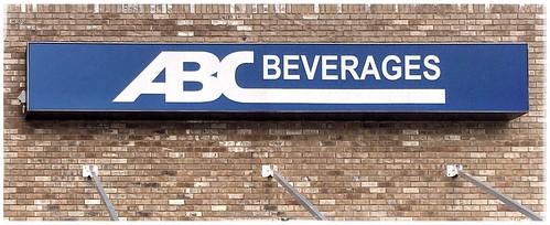 ABC Beverages Sign | Centre, Alabama