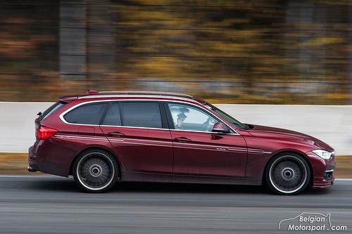 BMW F31 Alpina D3 Bi-Turbo Touring