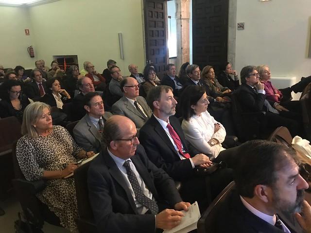 Foro Derecho Aragonés 2019 tercera sesión en Teruel