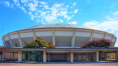 Mid-South Coliseum - Memphis, Tennessee