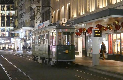 Geneva Tourist Tram TPG 67