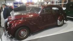 Lagonda 2.6 Litre Saloon (1952)