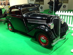 Rosengart Supersept Sutosix Grande Luxe Coupé (1938)