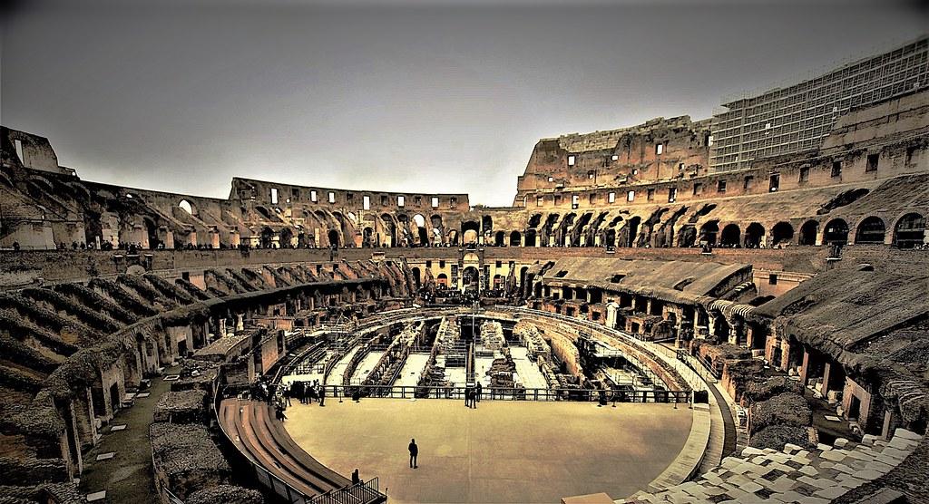 Il grande teatro del mondo