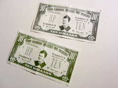 Numismatics & Exonumia bills, coins, notes, money, dough and more