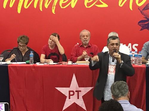CONGRESSO NACIONAL DO PT EM SÃO PAULO
