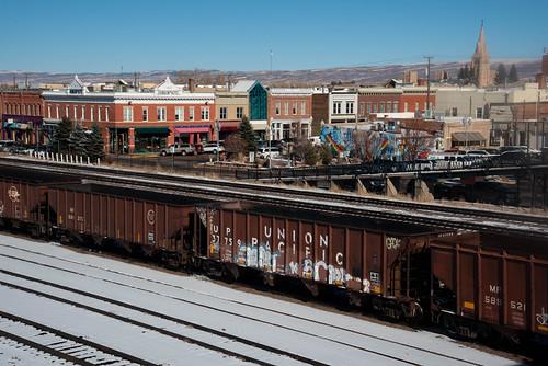 Laramie Railroad Depot
