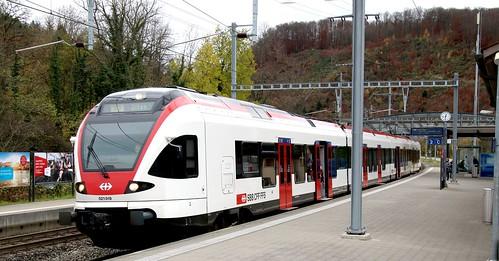 SBB 521019 at Aesch