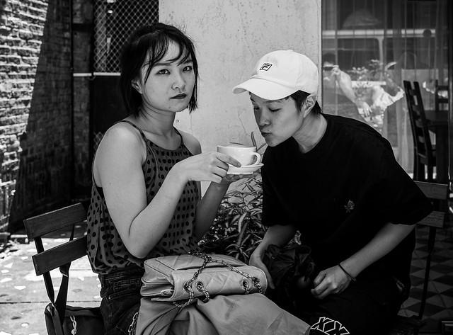 Tea Time Together (Guangzhou, China. Gustavo Thomas © 2019)