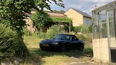 Mazda MX-5 NB, Morvan, France