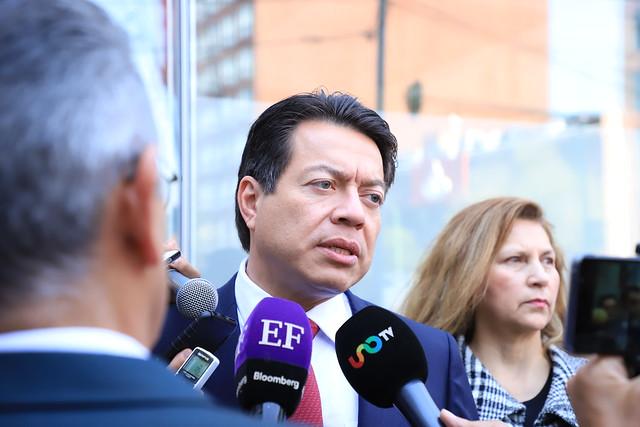 07/01/2019 Entrevista Dip. Mario Delgado Carrillo