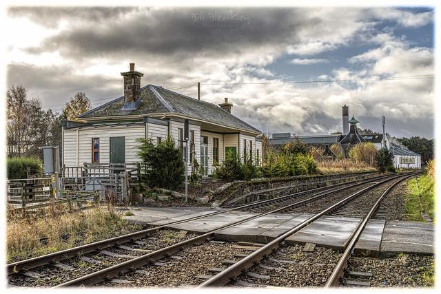 Kennethmont Station