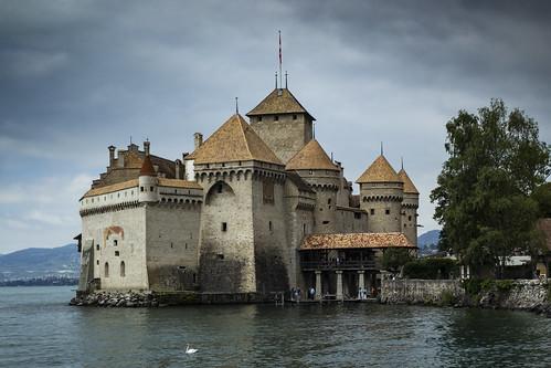 [Stop 17] Le château sur le lac
