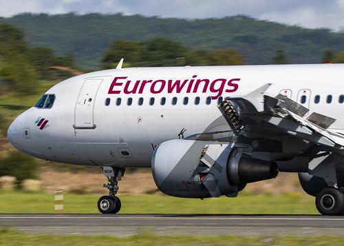 D-ABDP A320 Eurowings