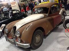 Jaguar XK140 FHC (1954-57)