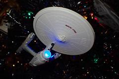 Sci-Fi Christmas Tree