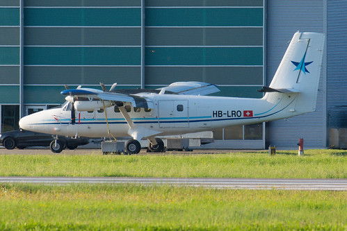 Zimex Aviation DHC-6-300 HB-LRO