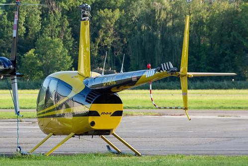 Robinson R44 D-HAKL