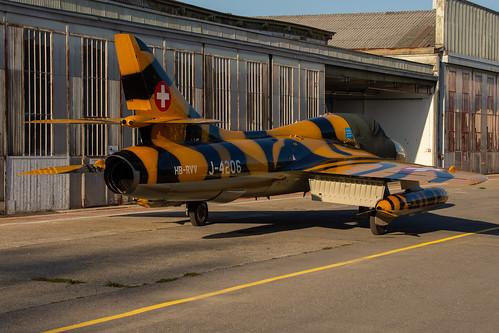 Verein Hunter Flying Group Hunter T68 HB-RVV