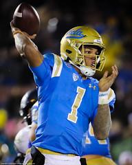College Football: Cal at UCLA, November 30, 2019, Los Angeles, CA