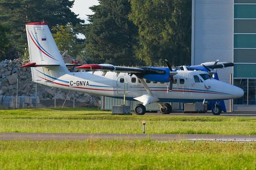Planes & Parts DHC-6-400 C-GNVA