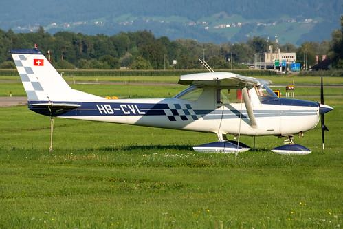 Private Reims Cessna FA150K HB-CVL