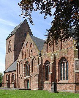 Petrus_en_Pauluskerk_Loppersum 13e--16e eeuw