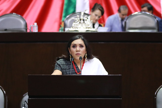 28/11/2019 Tribuna Diputada Carmen Bautista