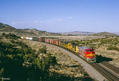 ATSF 688 West at Laguna, NM