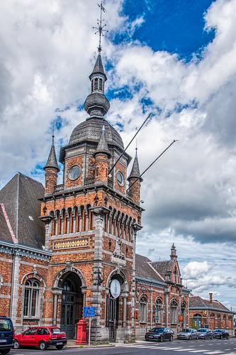 Gare-C Oudenaarde -1-