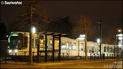 Alsthom TFS (Tramway Français Standard) – Semitan (Société d'Économie MIxte des Transports en commun de l'Agglomération Nantaise) / TAN (Transports en commun de l'Agglomération Nantaise) n°328