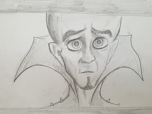 The most common Megamind Sketch