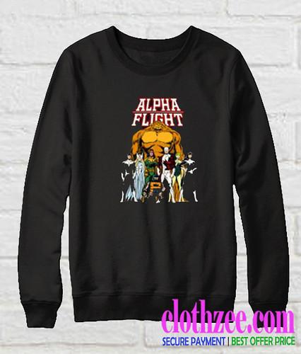 Alpha Flight Trending Sweatshirt