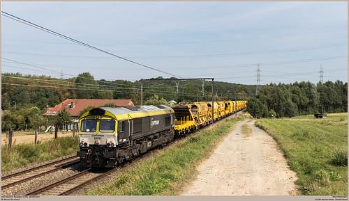 RAILTRAXX 6601 @ Sint-Martens-Bodegem