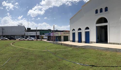 Visita técnica a obra do Mercado Central - Foto: Gabriel Flores