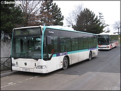 Mercedes-Benz Citaro – RATP (Régie Autonome des Transports Parisiens) / STIF (Syndicat des Transports d'Île-de-France) n°4311 - Photo of Vaudherland