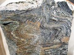 Gneiss (Mt. Harrison, Cassia County, Idaho, USA)