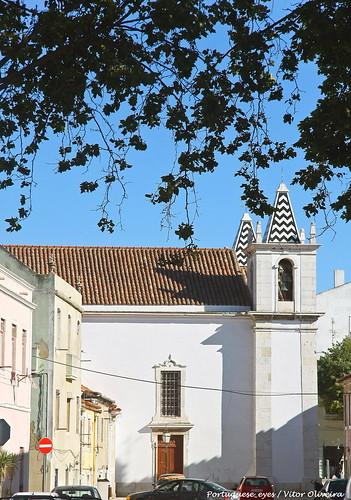 Igreja de Santa Cruz - Barreiro - Portugal 🇵🇹