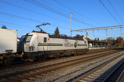 RailCare Rem 193 455-1, Rupperswil