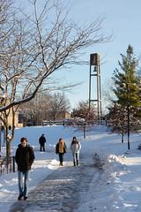 Winter Campus Scenes-10