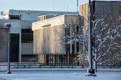 Winter Campus Scenes-6