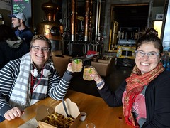 Hardshore Distilling - PORTLAND Maine Foodie Tours