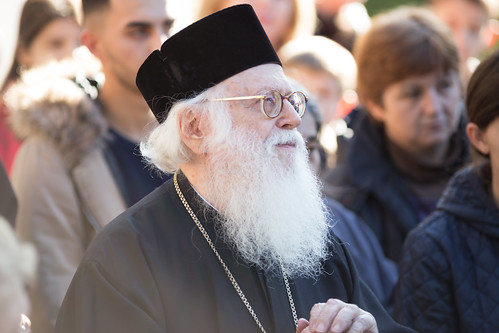OCMC News - From Archbishop Anastasios: Resistance to the Pandemic