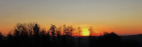 Sunset on the Ottenberg