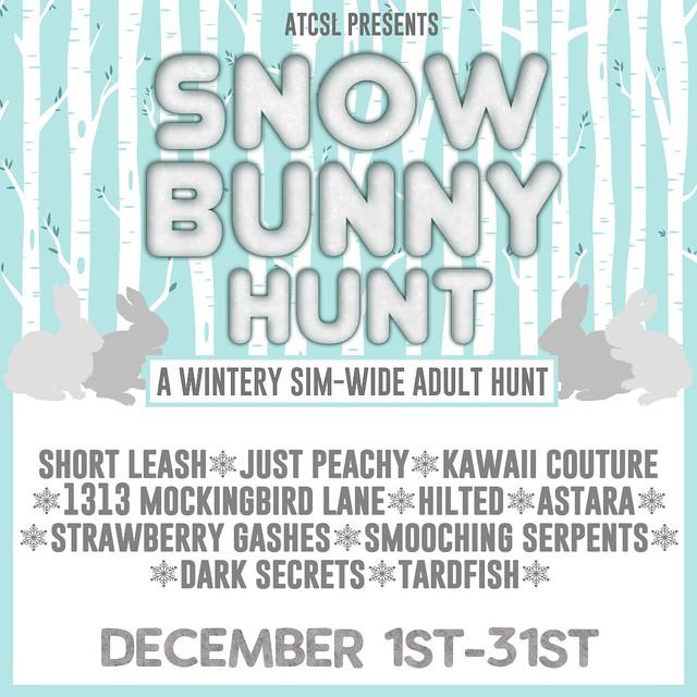 ❄️ Snow Bunny Hunt 2019 🐇