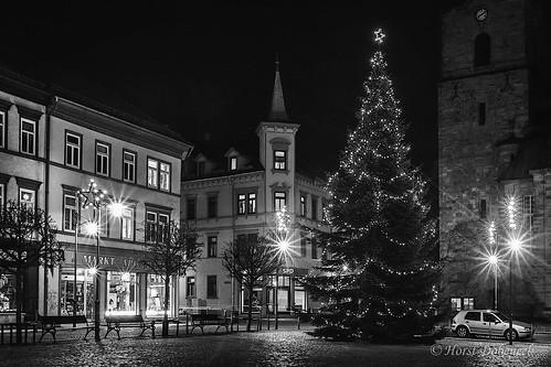 Waltershausen im Advent