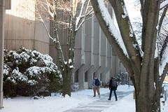 Winter Campus Scenes-16