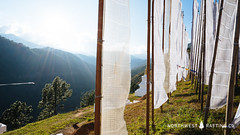 Rivers and Dzongs of Bhutan