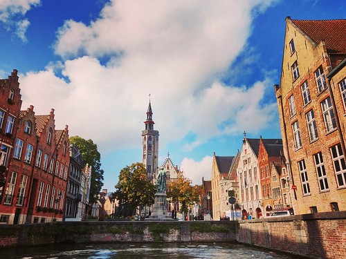Jan Van Eyck Square, Brugge